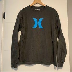 Hurley   Long Sleeve Graphic Shirt